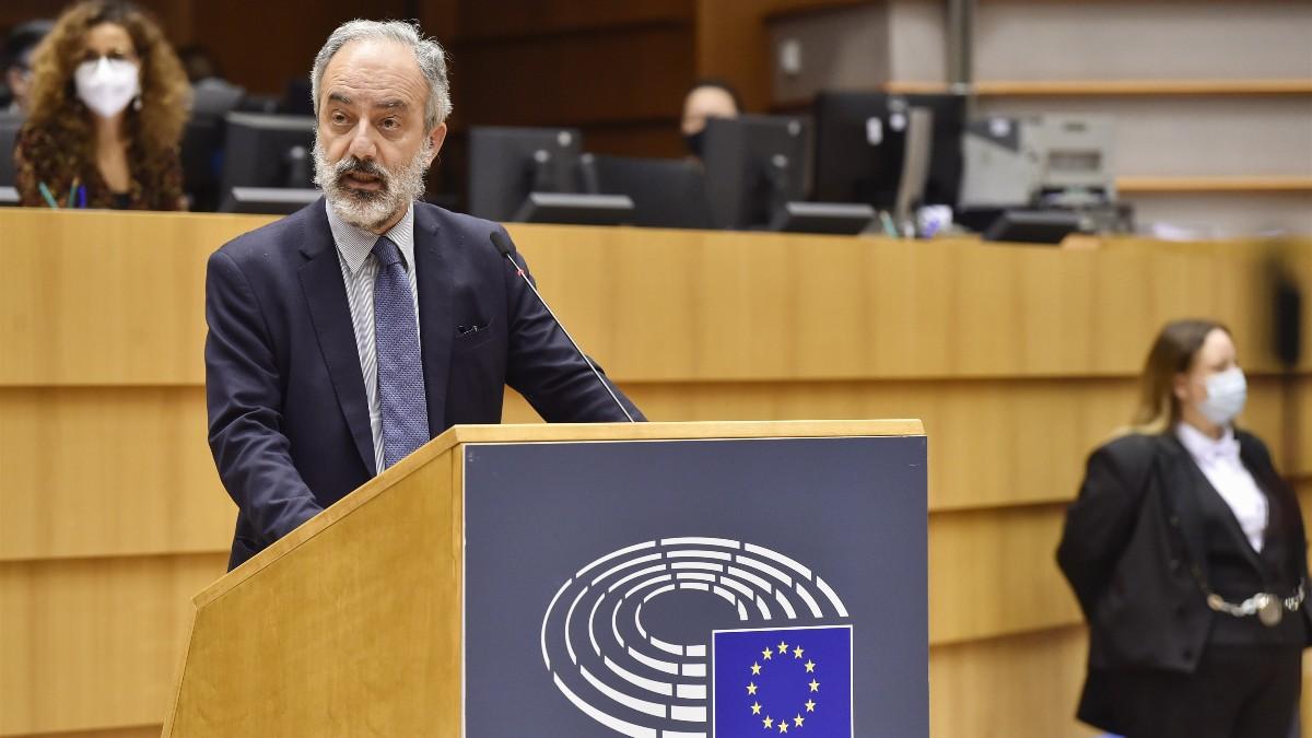Sesión plenaria europea.