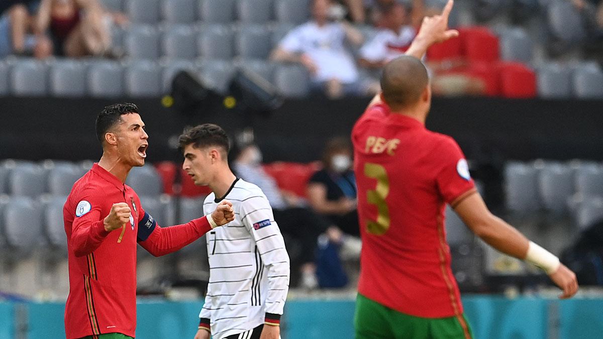 Portugal – Alemania: partido de la Eurocopa en directo