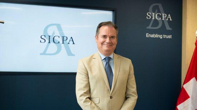 Martín Sarobe, CEO de SICPA