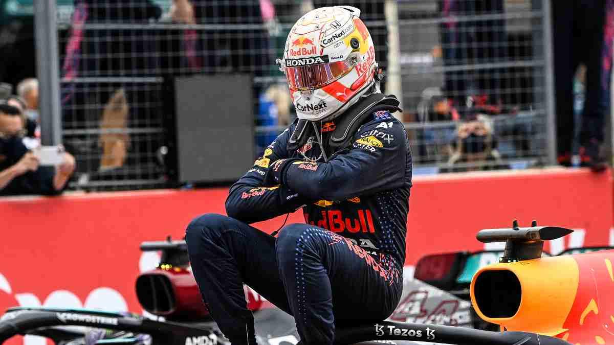 Max Verstappen gana el Gran Premio de Francia de Fórmula 1 y se mantiene como líder del Mundial. (AFP)