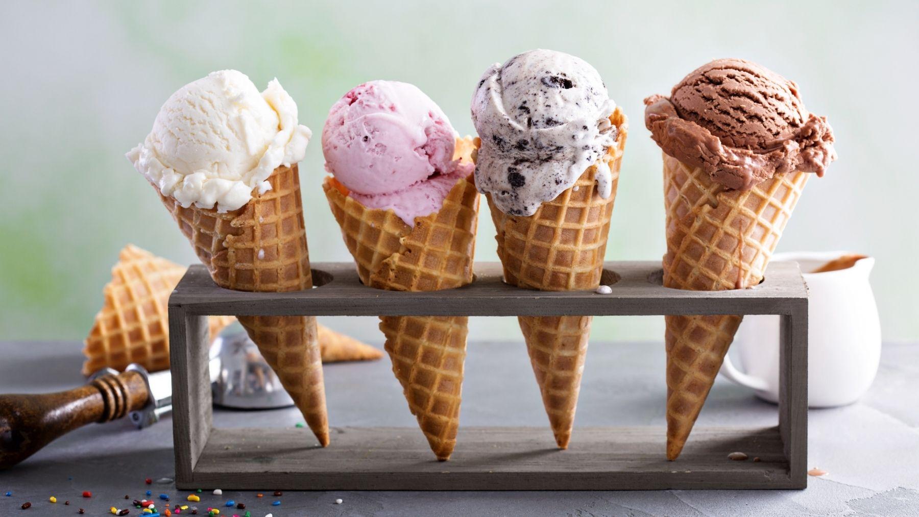 ¿Qué helados caseros recomendamos para el verano de 2021?