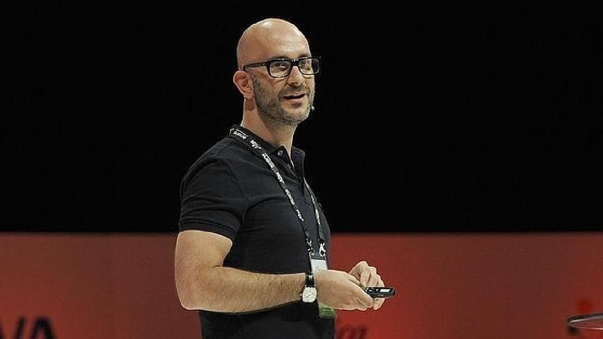 Carlos Domingo, CEO de Securitize