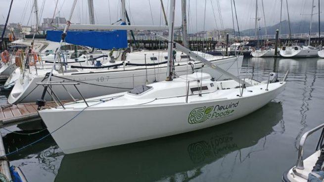 NeWind Foods se une al deporte: patrocinará a un equipo en la Copa España y el Mundial J80 Worlds de vela