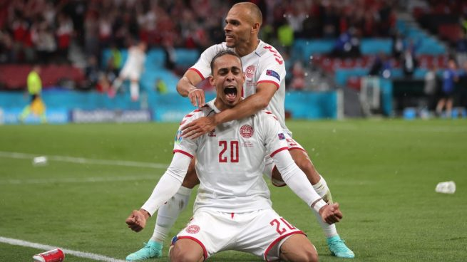 Dinamarca Eurocopa