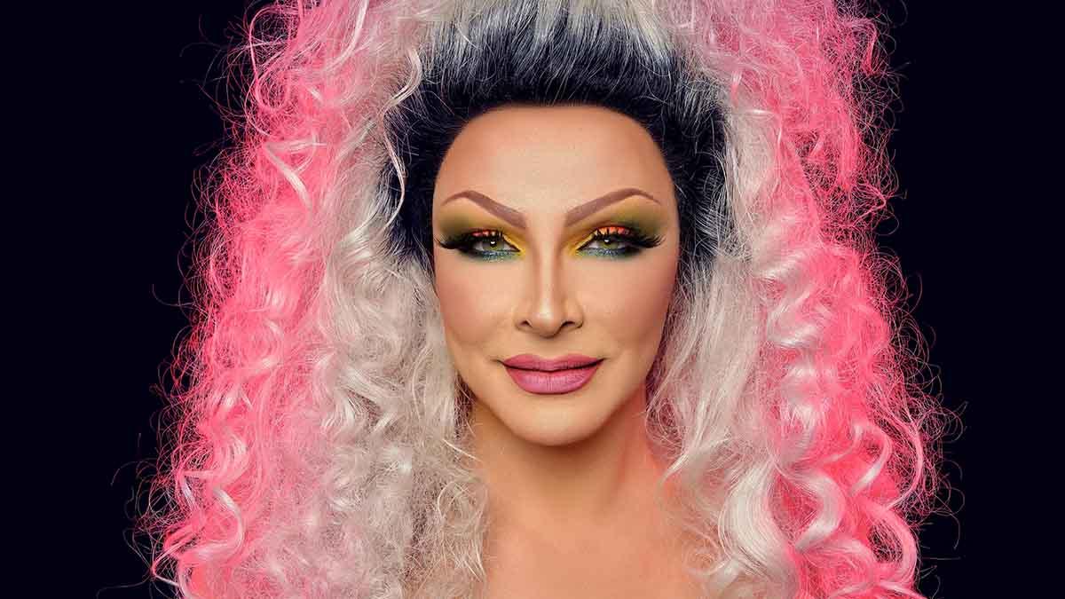 Supremme De Luxe, dragqueen y presentadora del programa 'Drag Race España'