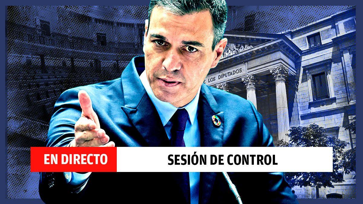 directo-sesiÚltima hora de la Sesión de control al Gobierno.on-control