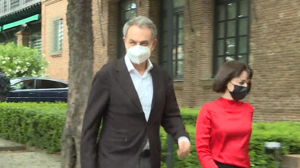 El ex presidente del Gobierno, José Luis Rodríguez Zapatero.