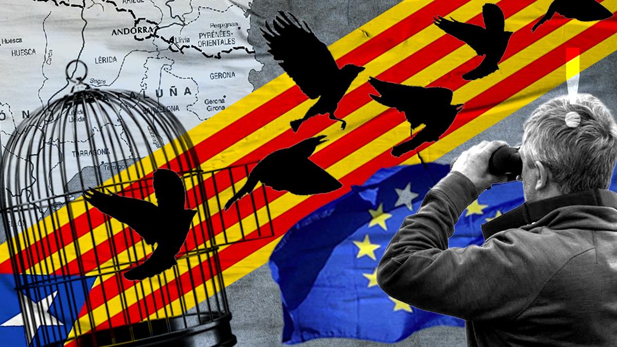 Empresarios de Cataluña contra los indultos
