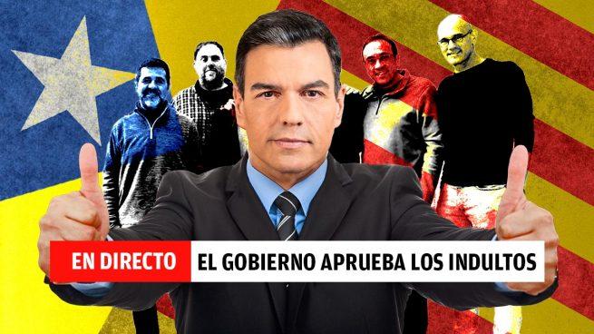 Los indultos de los presos del procés, en directo: últimas noticias sobre la comparecencia de Pedro Sánchez   Última hora Cataluña