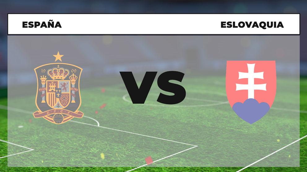 Eurocopa 2020: España – Eslovaquia| Horario del partido de fútbol de la Eurocopa.