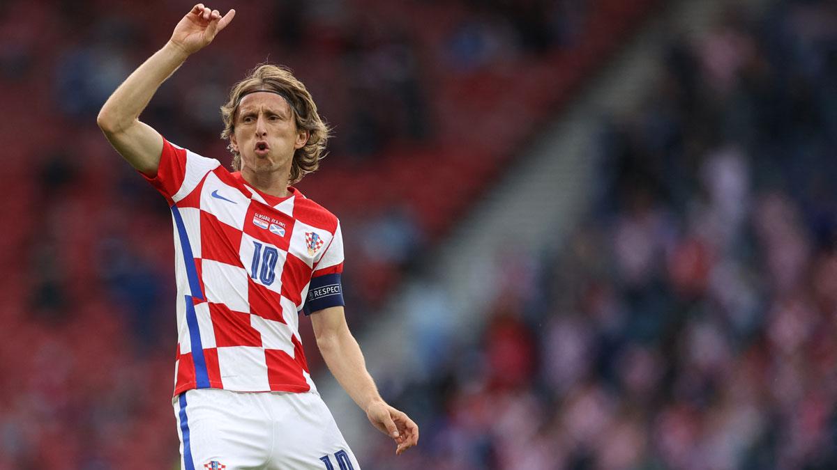 República Checa – Inglaterra y Croacia – Escocia, partidos de la Eurocopa en directo