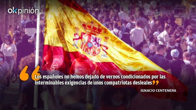 ¿Y quién indulta a los españoles?