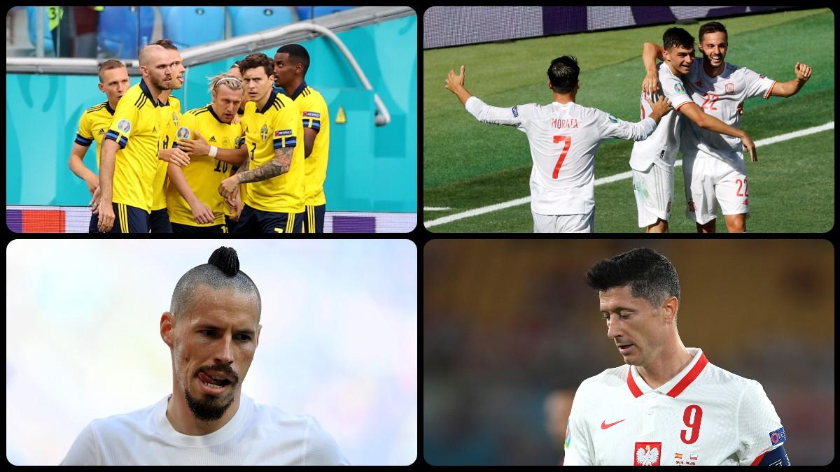 Así queda el grupo de España. (Getty)
