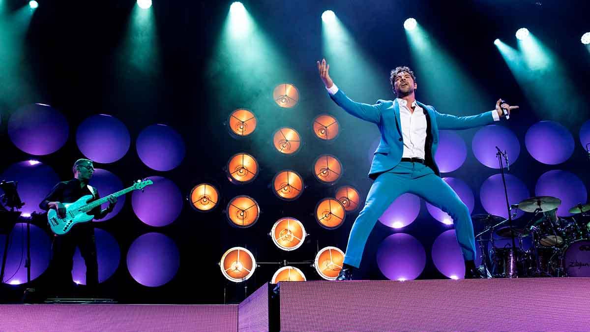 El artista español que más discos vendió en 2020, David Bisbal