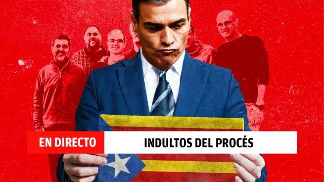 Indultos de Sánchez, en directo: los golpistas salen de la cárcel tras ser indultados por el Gobierno