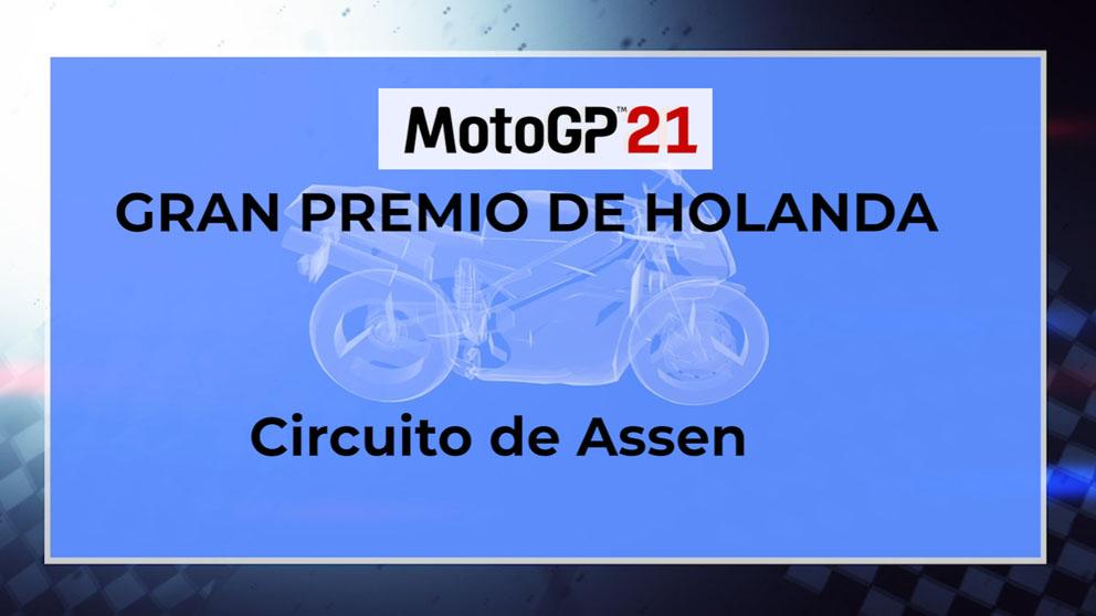 Horario y dónde ver el GP de Holanda de MotoGP