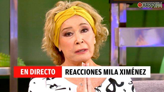 Mila Ximénez, últimas noticias en directo