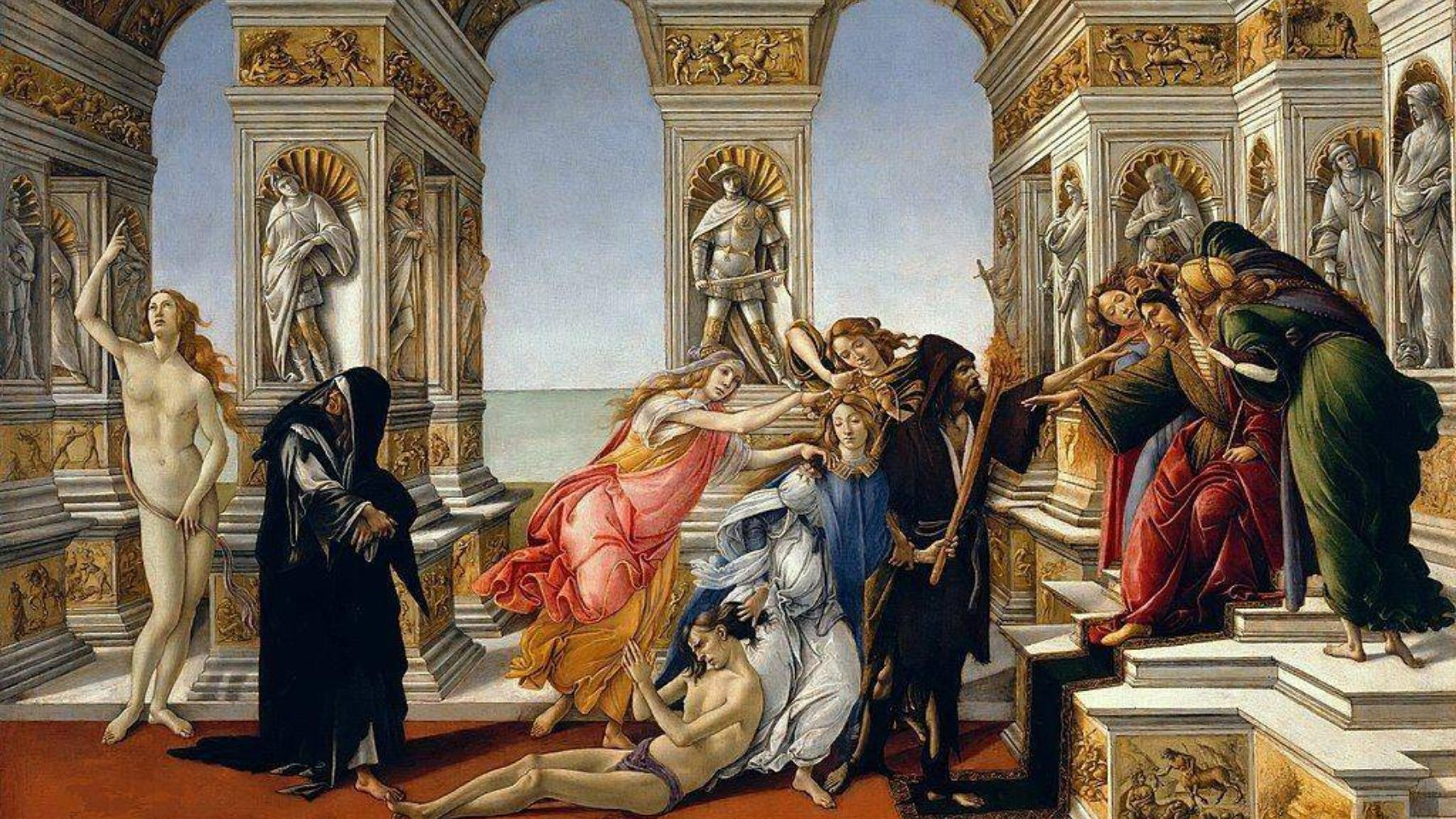 Pintores de la Grecia Antigua
