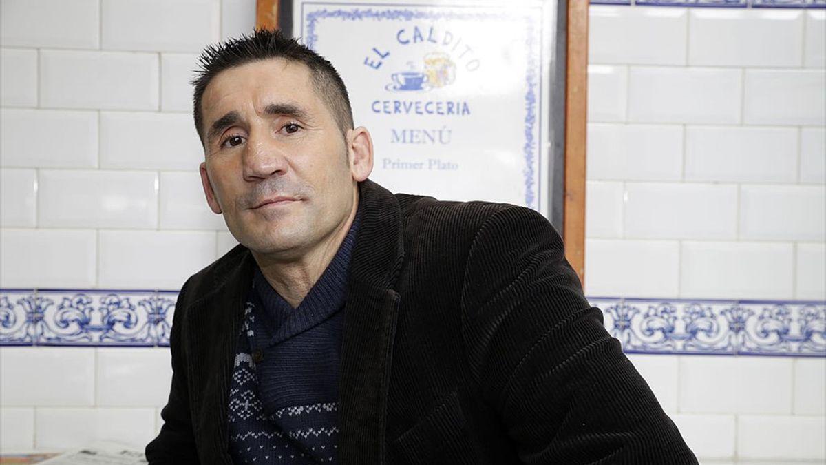El boxeador Poli Díaz.