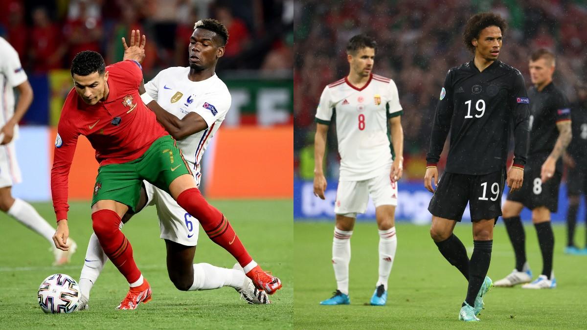 Portugal – Francia y Alemania – Hungría   Eurocopa 2020-francia-alemania-hungria