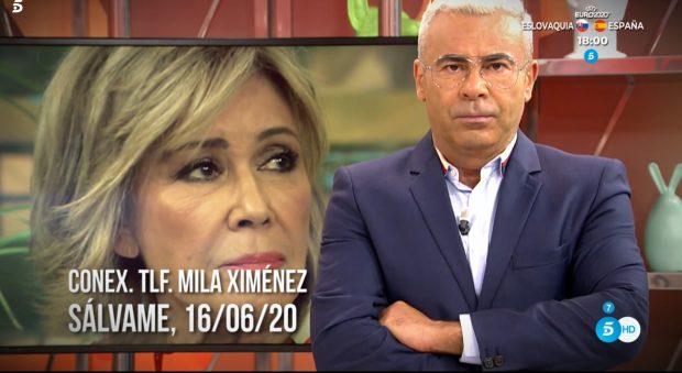 Sálvame recuerda el momento en el que Mila Ximénez dio a conocer su enfermedad