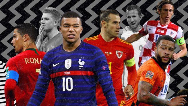 Los cracks que se juegan los cuartos de la Eurocopa
