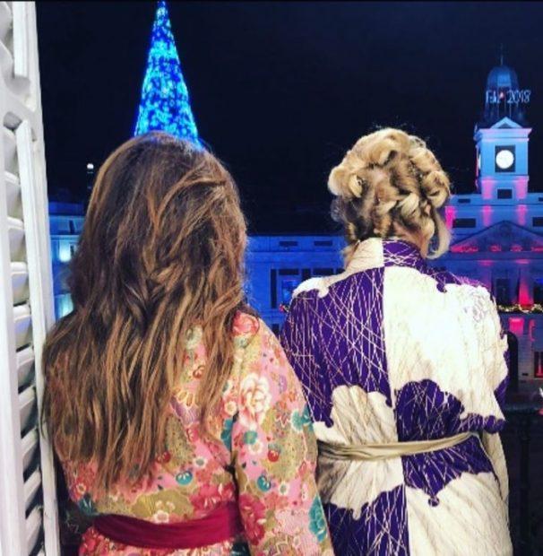 María Patiño se despide en las redes sociales de su amiga Mila Ximénez