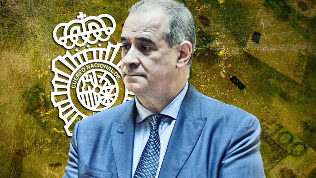 El director de la Policía Nacional, Francisco Pardo Piqueras.