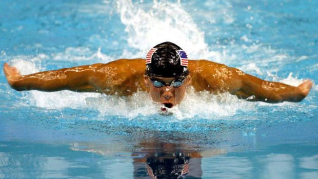 Respirar al nadar