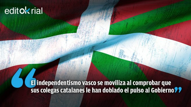 Sánchez da alas al separatismo vasco