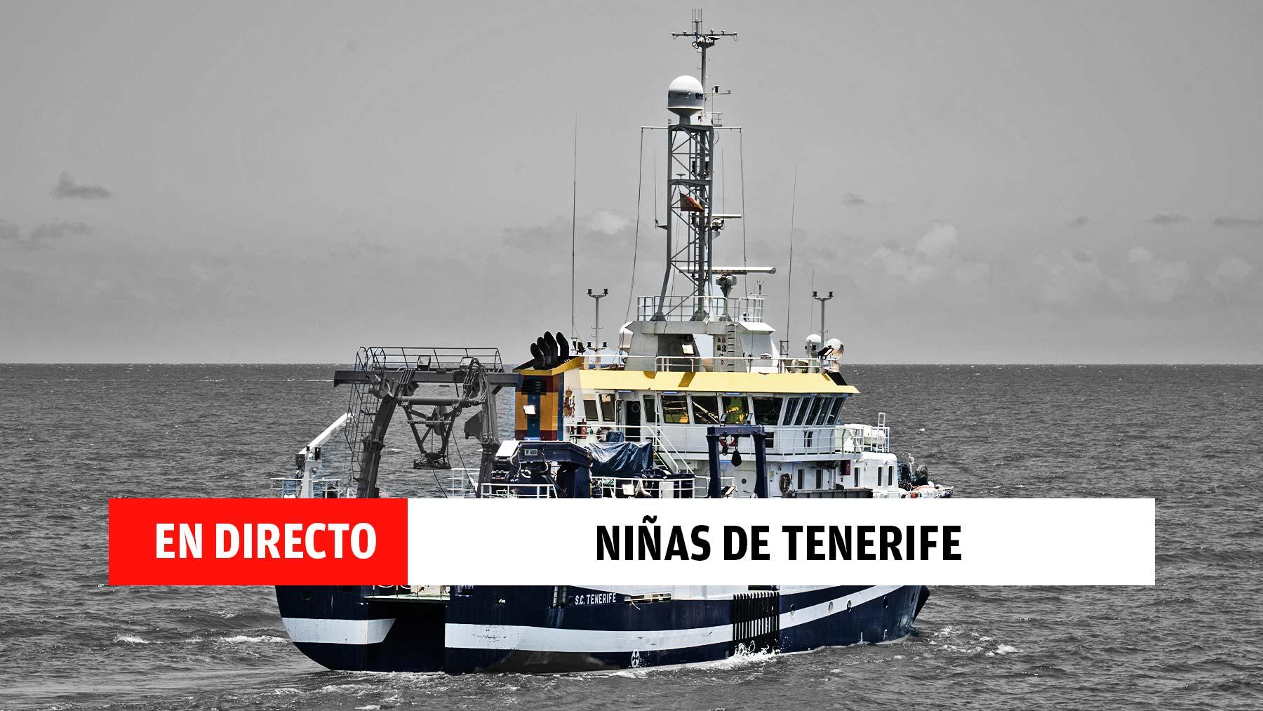 En directo la última hora del caso de las niñas de Tenerife
