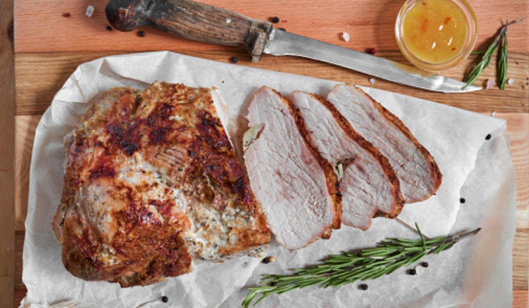 Lomo de cerdo al horno, receta fácil de preparar para disfrutar