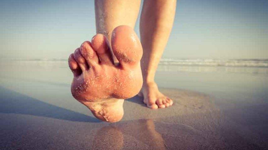 Estos son los errores que comentes a la hora de hidratar los pies