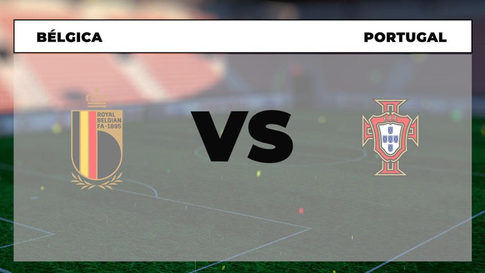 Eurocopa 2020: Bélgica – Portugal | Horario del partido de fútbol de la Eurocopa.