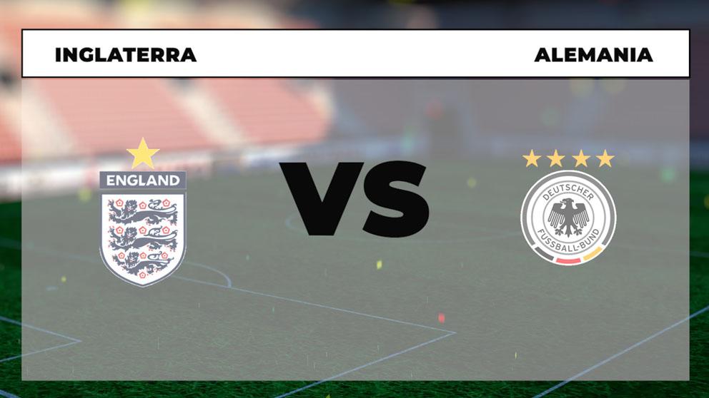 Eurocopa 2020: Inglaterra – Alemania | Horario del partido de fútbol de la Eurocopa.