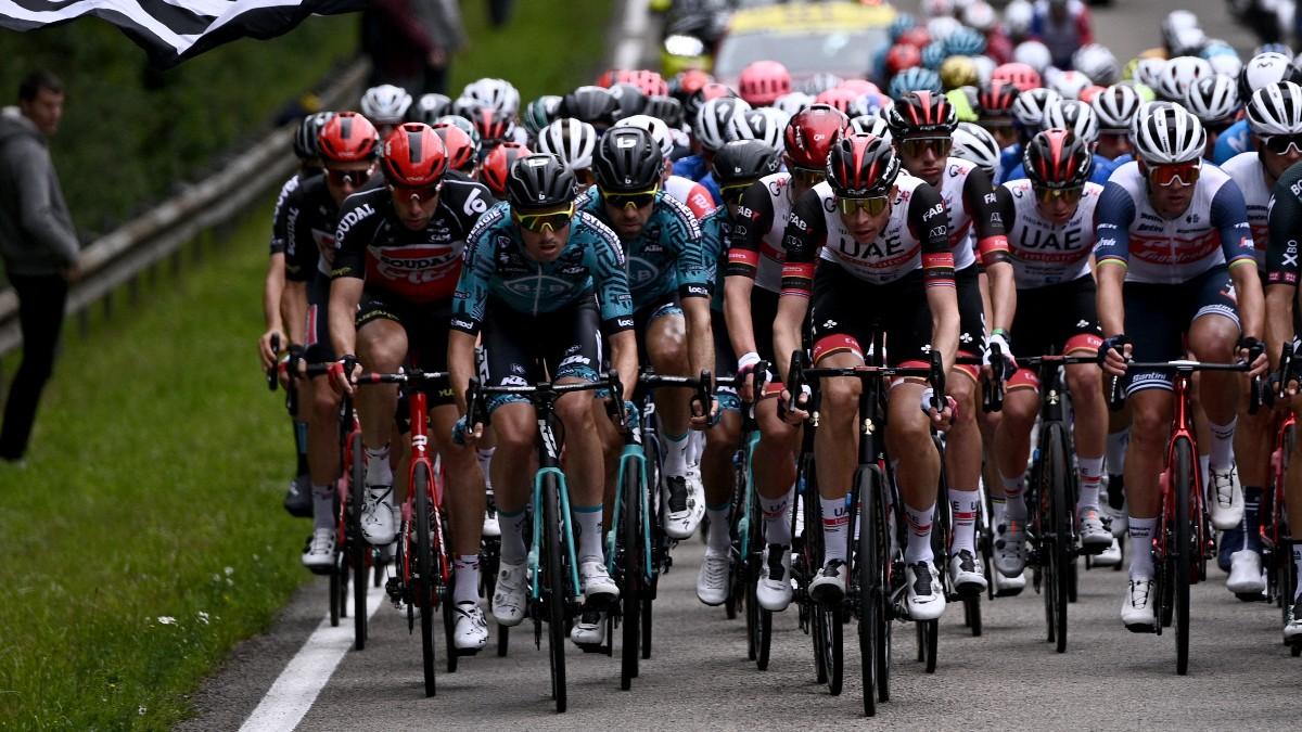 Tour de Francia 2021: clasificación de la etapa de hoy, sábado 26 de junio.