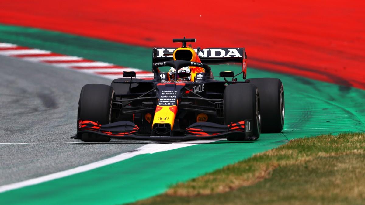 Max Verstappen, en la clasificación del Gran Premio de Estiria. (Getty)