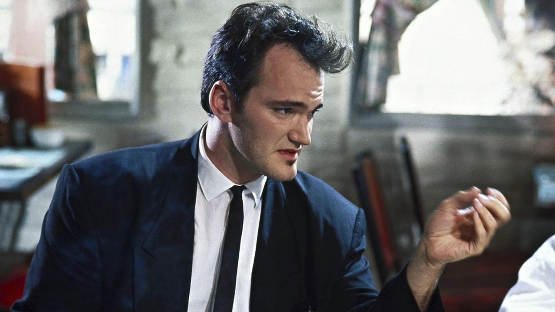 Quentin Tarantino en «Reservoir Dogs» (Miramax)