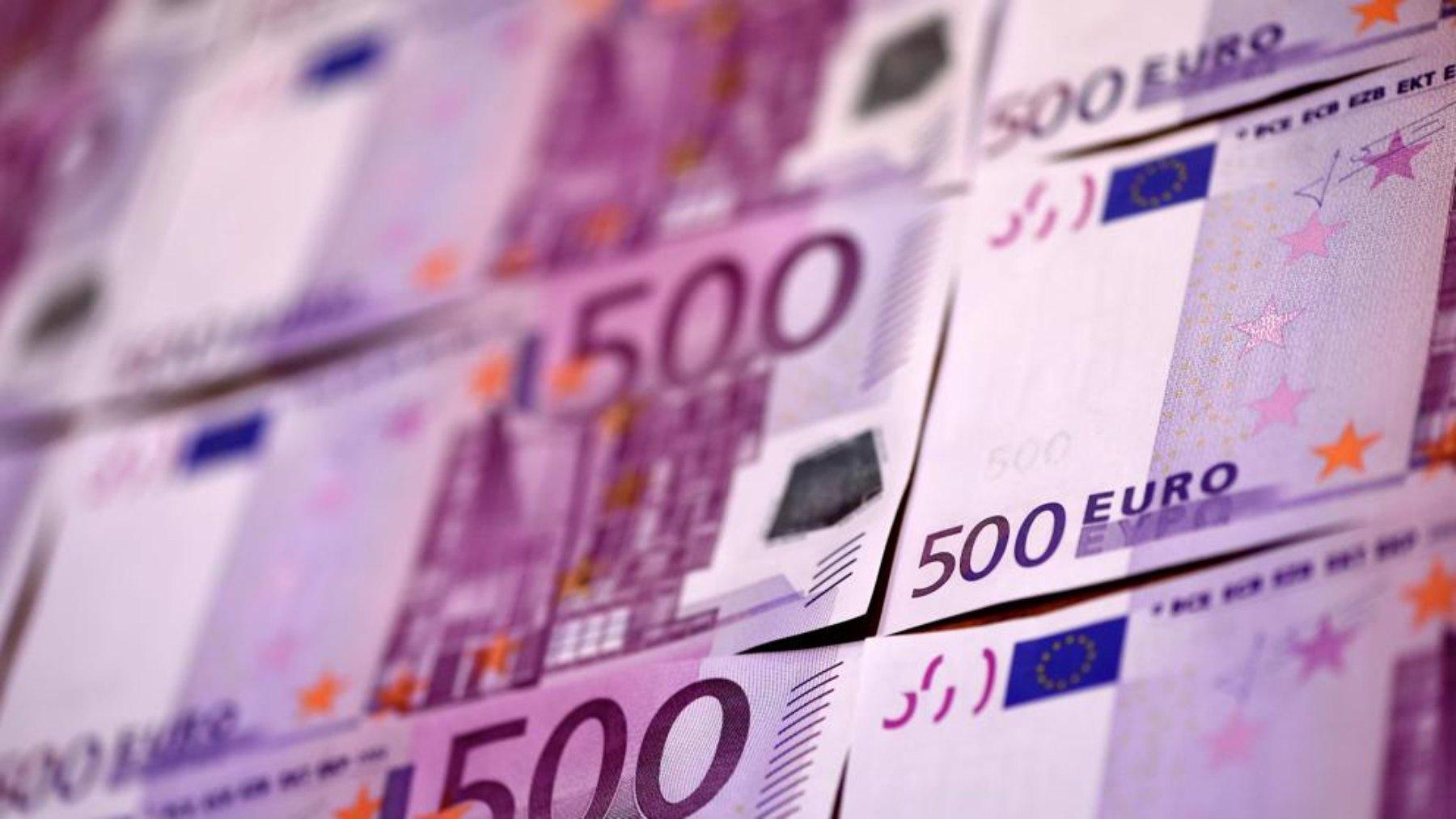 Desaparecen los billetes de 500 euros