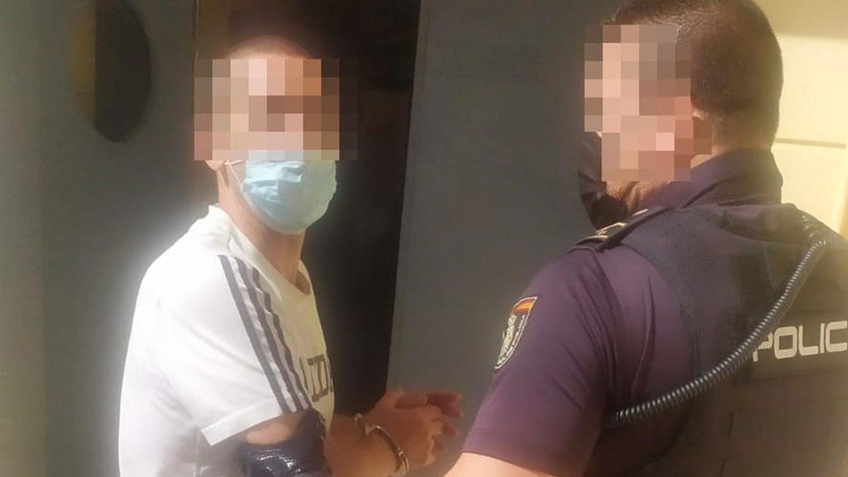 El ex boxeador Poli Díaz detenido