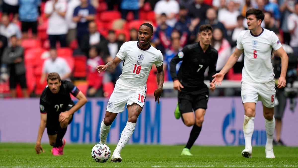 Eurocopa 2020 |Inglaterra – Alemania, en directo. (Getty)