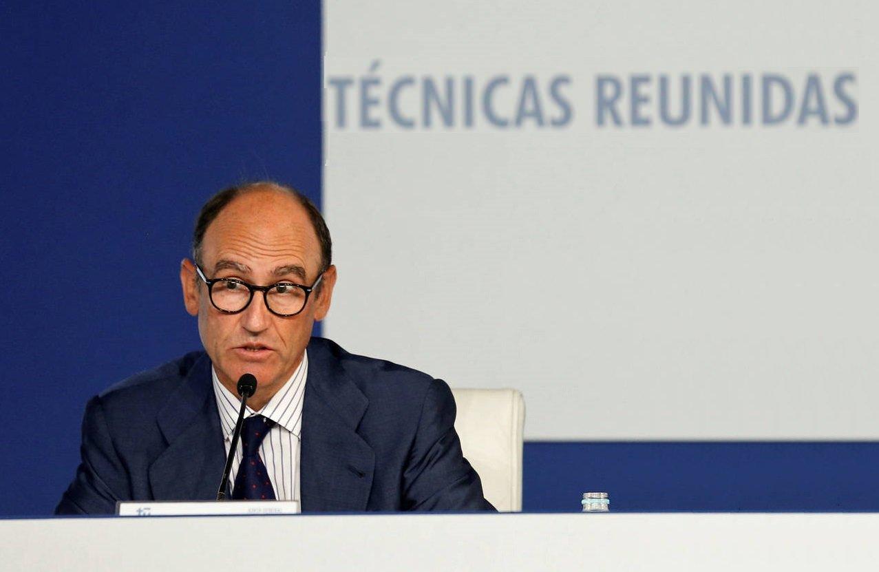 Juan Lladó, presidente de Técnicas Reunidas. @TR