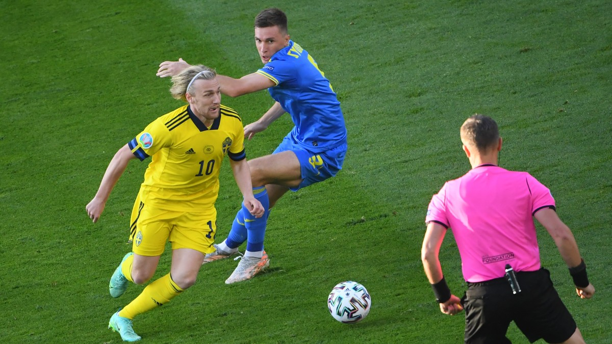 Suecia – Ucrania | Eurocopa 2020, en directo