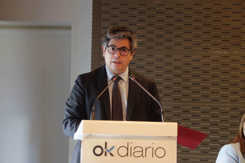 Daniel Martínez Rodríguez, viceconsejero de Turismo de la Comunidad de Madrid. @FranciscoToledo