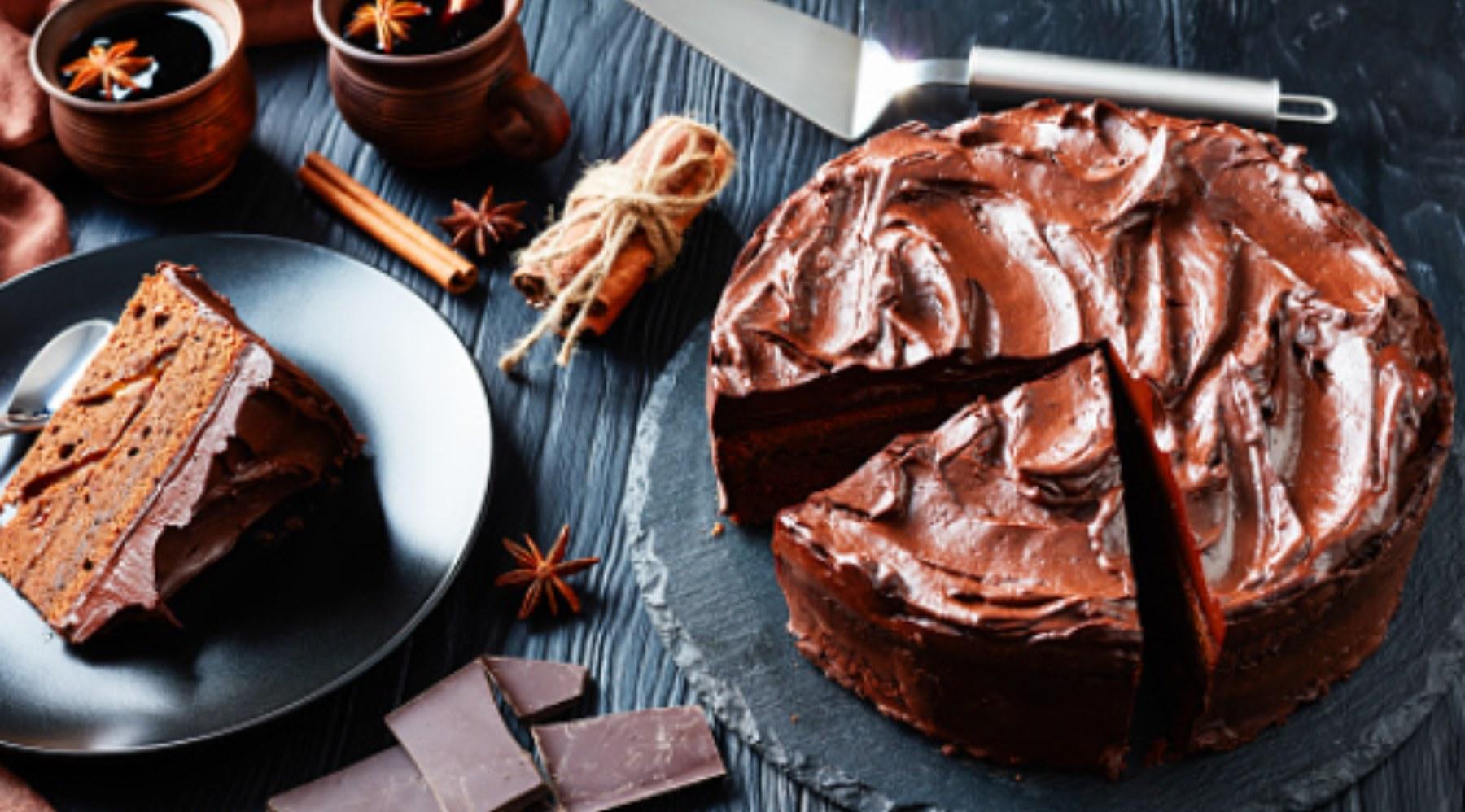 Ganache de chocolate: la receta para la cobertura de tartas perfecta