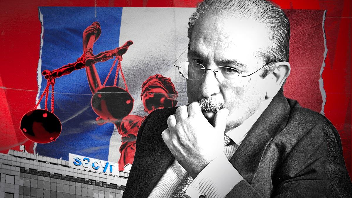 Luis del Rivero fue investigado en Francia por una operación empresarial irregular.
