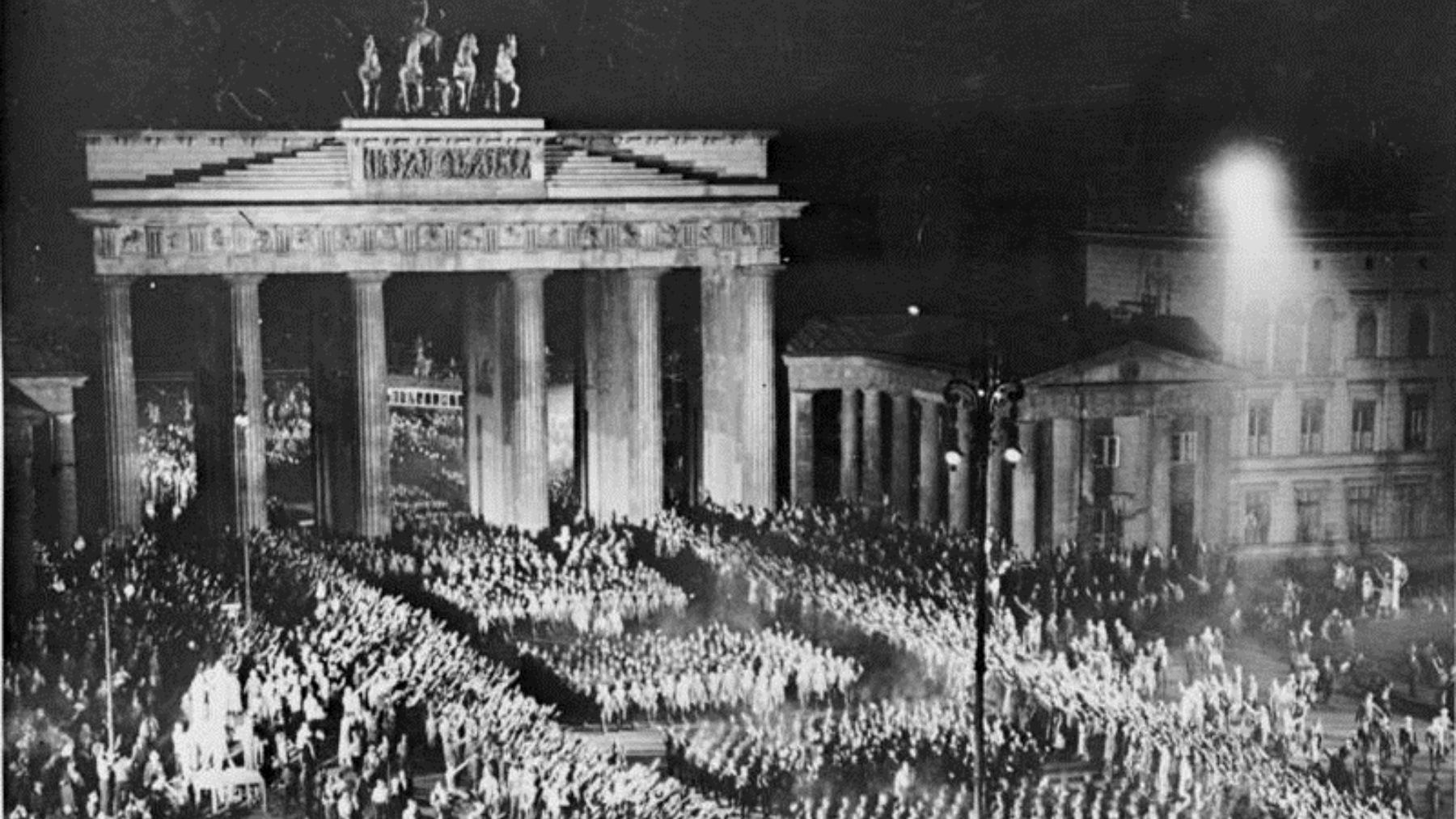 Adolf Hitler y la noche de los cuchillos largos