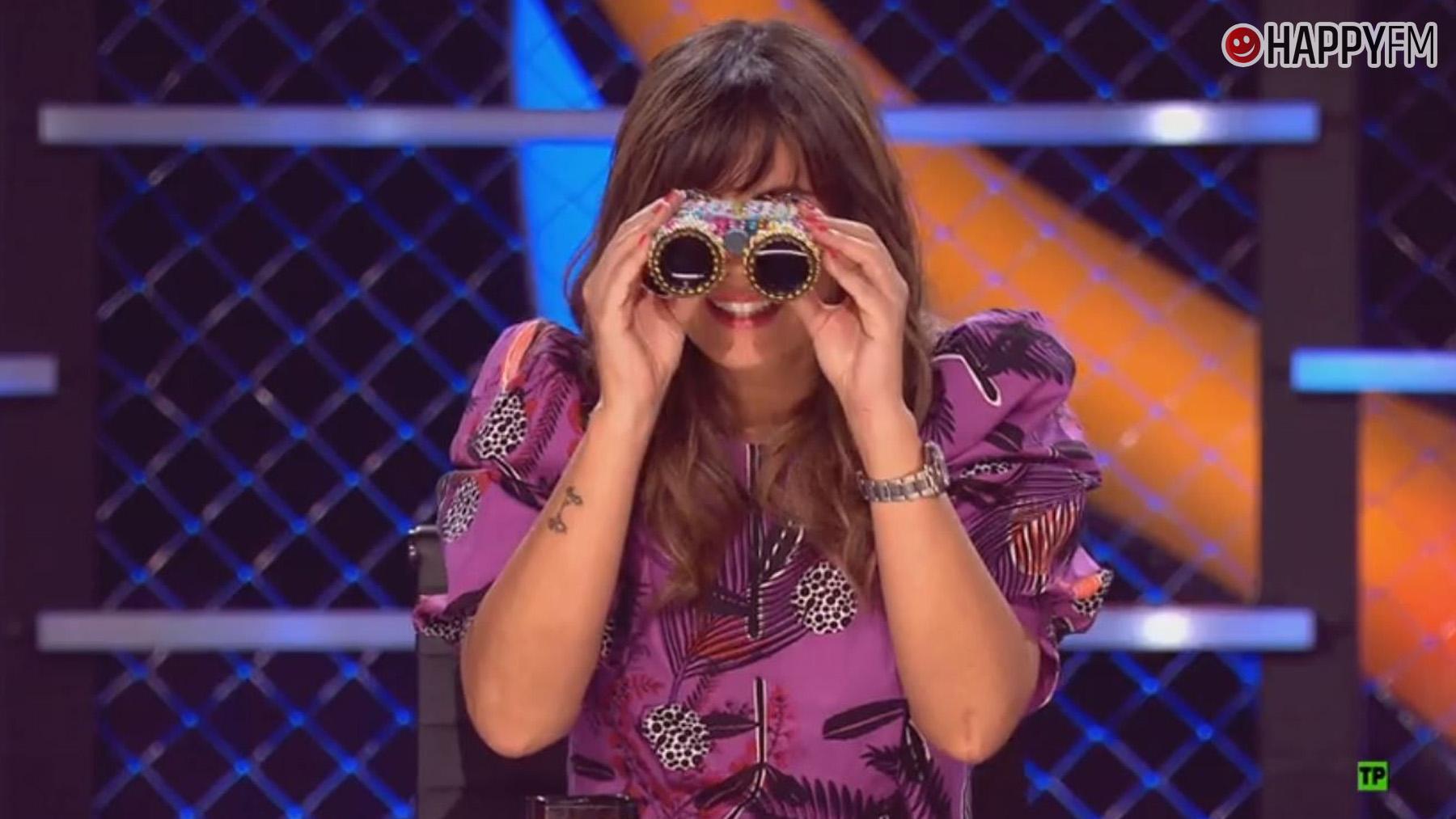 Nuria Roca en Mask Singer