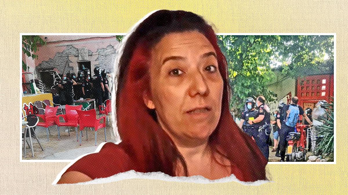 Mónica Monterreal, de Podemos en Móstoles.