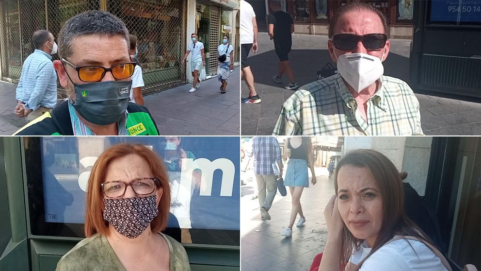El socialista Espadas deja Sevilla sin toldos: «Es desagradable pasear, nos limita la vida normal».